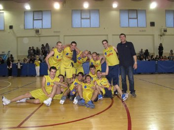 Magic basket Galatina Campione